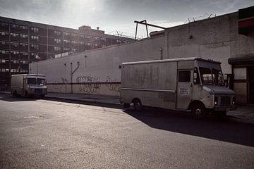 Delivery Van von Jesse Kraal