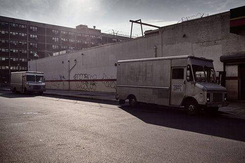 Delivery Van van