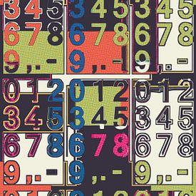 Poster : Numéros sur Leopold Brix