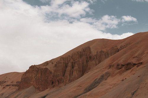 Lamayuru Woestijnlandschap in Ladakh
