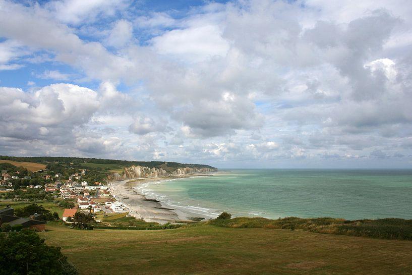 Cliffs Normandy von Irene Damminga