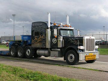 Peterbilt-truck van Rafael Delaedt