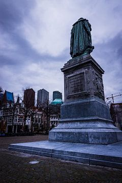 Het Plein, Den Haag van Wouter Kouwenberg
