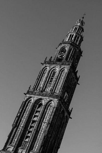 Olle Grieze (zwart-wit) 1 van Iconisch Groningen