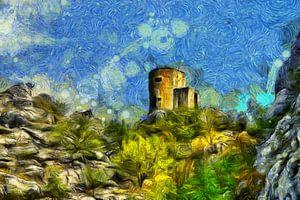 klein kasteel van Jens-Uwe Ernst
