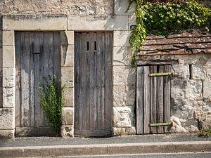 Oud Huis met Drie Deuren
