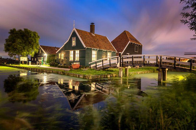 Zaanse Schans - kaasboerderij van Rene Siebring