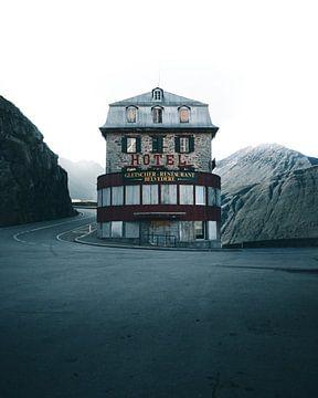 Hotel Belvedere von Frederik Opdeweegh