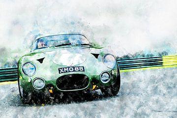 Aston Martin DB4GT Zagato von Theodor Decker