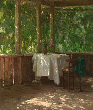 Auf der Veranda, Alexey Gritsay