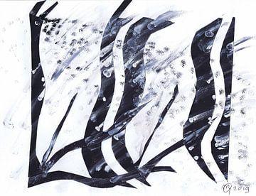 Vreemde vogels van Marjanne van der Linden