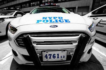 Politie auto NYPD (New York) van Marcel Kerdijk
