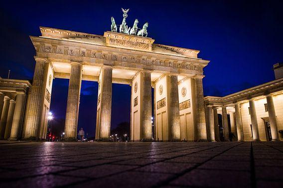 Brandenburger Tor van Leon Weggelaar