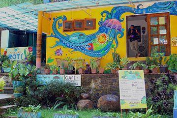 Kunst-Café, Sri Lanka von Inge Hogenbijl