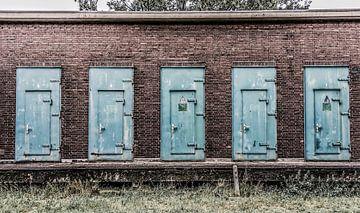 Türen von Ans Bastiaanssen