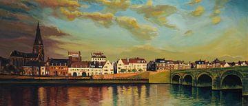 Das Licht von Maastricht von Nop Briex