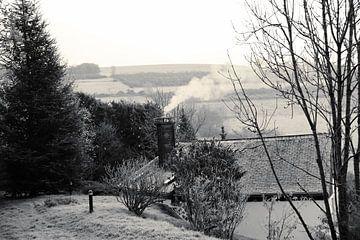 Ferienhaus im Nebel von Rachied Soebhan