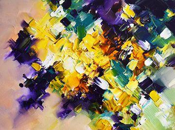 Autumn Textures 7 von Maria Kitano