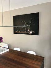 Kundenfoto: Stillleben Gemüse von Monique van Velzen, auf hd metal