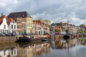 Thorbeckegracht in Zwolle von Hanneke Luit