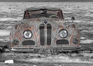 BMW 502 Kunstwagen van aRi F. Huber