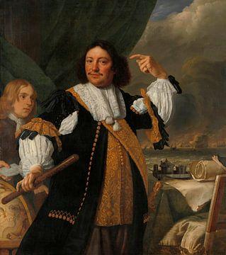 Aert van Nes,Leutnant Admiral, Bartholomew van der Helst