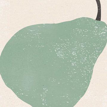 Grafisch fruit IV, Moira Hershey van Wild Apple