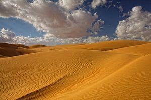 Wahibi Sands in Oman