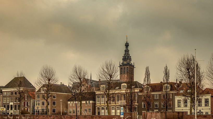 Nijmegen, de oude stad van Lex Schulte