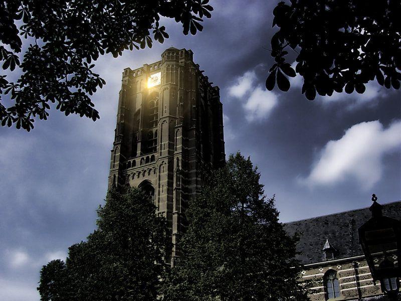 kerk oirschot van H.m. Soetens