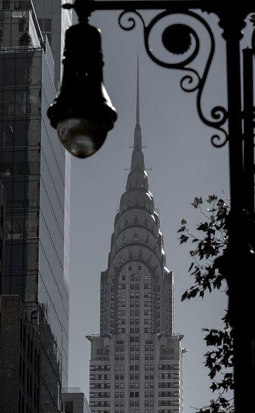 Chrysler Building   New York van Kurt Krause