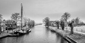Britswerd, Franekervaart van