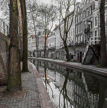 Utrecht 9 (#2) Nieuwe gracht van John Ouwens