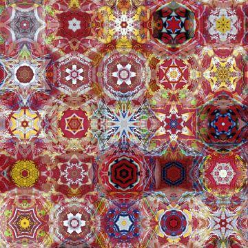 Kaleidoscope II van Maurice Dawson