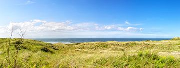 Juist Panorama van Dirk Rüter