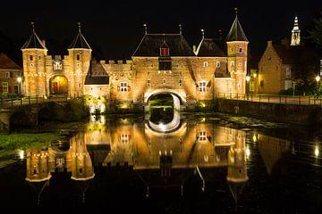 Amersfoort city Gate - Koppelpoort von Marcel van den Bos