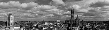 Panorama Utrecht Stadt von Niels Eric Fotografie