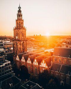 Martinitoren, Groningen, Niederlande von Marion Stoffels