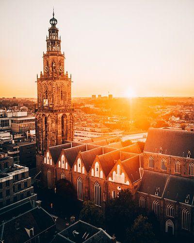 Martinitoren, Groningen, Nederland