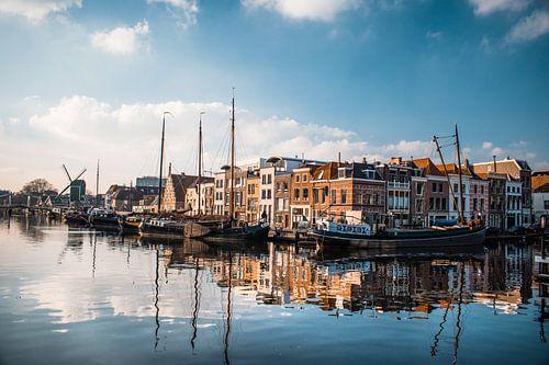 Reflectie spel van Iris Zoutendijk