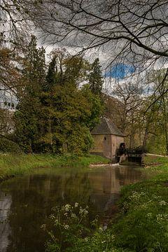 Watermolen van Hackfort van Arno Wolsink