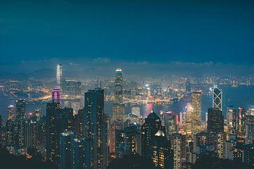 Hong Kong Panorama III von Pascal Deckarm