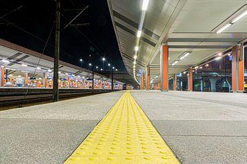 Station Kraków Główny van Maikel van Willegen