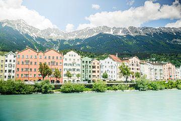 Innsbruck, ville sur l'eau sur