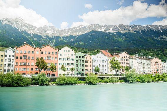 Innsbruck, stad aan het water