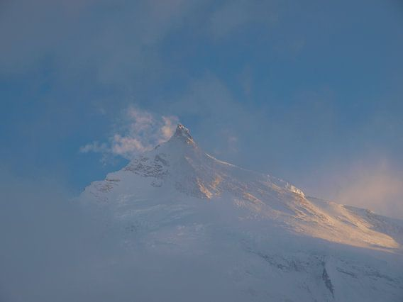 Berg van de ziel van Menno Boermans