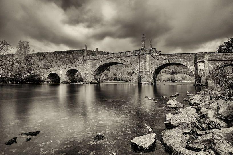 General Wade's Bridge van Koos de Wit
