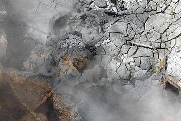 Krater in Rincón de la Vieja von Martin van den Berg Mandy Steehouwer