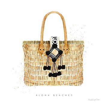 Strand glam iv, Mercedes Lopez Charro van Wild Apple