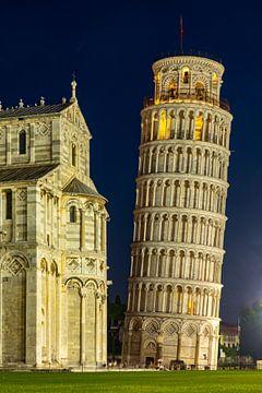 Scheve Toren van Pisa van Dennis Eckert